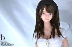 *blue rose*1/6カスタムドール◆舞美◆美肌☆植毛☆CUSTOMDOLL☆ - ヤフオク!