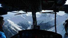 Flying into the Bugaboos Bugaboo, Ski And Snowboard, Mount Everest, Skiing, Mountains, Nature, Travel, Ski, Naturaleza