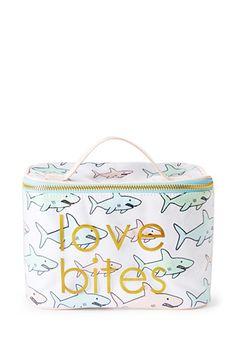 Love Bites Makeup Bag | Forever 21 - 1000079307