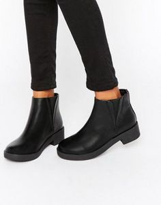 b5f6a559d1e6 ASOS AARON Chunky Chelsea Ankle Boots Chelsea Ankle Boots, Latest Fashion  Clothes, Fashion Online