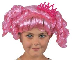 Buy costumes online like the Lalaloopsy Jewel Sparkles Girl's Doll Costume Pink Wig from Australia's leading costume shop. Halloween Wigs, Halloween Costumes For Kids, Halloween Ideas, Costume Wigs, Costume Shop, Toddler Costumes, Girl Costumes, Morris Costumes, Pink Wig