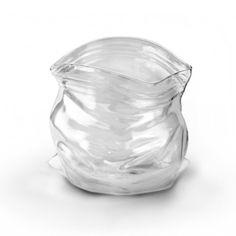 Unzipped Jar Glass