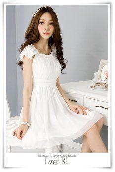 Mila Kunis Style Black / White elegant dress