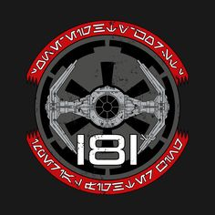Awesome '181st+Imperial+Fighter+Wing' design on TeePublic!