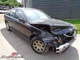 BMW E39 Saloon 525i M54 2000 model 2.5L 192HK  Transmisson: Manual Color: COSMOSSCHWARZ METALLIC (303)  Car no.: 2016