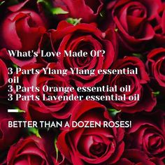 Ylang Ylang alone is such a beautiful aroma that can pretty much almost instantly put me in a good mood! I can't wait to try this combination!  #LoveandLovesomeMore #SelfLove #IamWorthIt #MindBodySoul #LivingAboveTheWellnessLine #MakeTheSwitch #DitchTheToxins #ToxicFreeLifeStyle #EatThinkLiveClean #BalancedLife #HappyLife #MindBodySoul  #ChoiceIsVeryPowerfulThing #ChooseLife #Nutrition #EssentialOils #Reiki #OncolgyReiki #AromaTherapy #HealingAndBalancingEnergy #StressReduction…