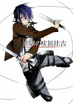 Reiji Saki Projects Tsundere On An Anime Cartoon Movies