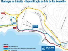 Blog do Rio Vermelho, a voz do bairro: Fique atento: interdição do tráfego de veículos a ...