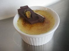 Our Mendocino chef buddy Nicholas Petti's candy cup mushroom Creme Brûlée, tastes like maple sugar. + other candy cap recipes