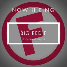 [CLICK LINK IN BIO] One of the best restaurant groups around, @bigredf is now hiring for a bar manager! The chance to work with such an awesome team doesn't come around everyday, so take advantage! Apply now at http://sirv.ooo/2gUw3AZ or click the link in bio! #sirvojobs ⠀