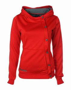 Side Button North Face Bench Hoodie
