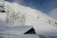 Bisanne 1500 uit de skilift