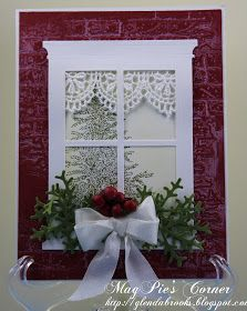 MagPie's Corner : Tis the Season. Homemade Christmas Cards, Christmas Cards To Make, Christmas Paper, Xmas Cards, Homemade Cards, Handmade Christmas, Holiday Cards, Christmas Crafts, Christmas Decorations