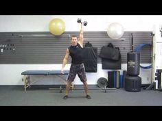 Warrior Workout by Pro MMA Fight Coach Kozak   Tom Hardy Workout   MMA Training   HASfit 083011