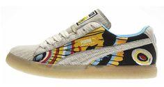 Puma: Moth King: In Multicolor