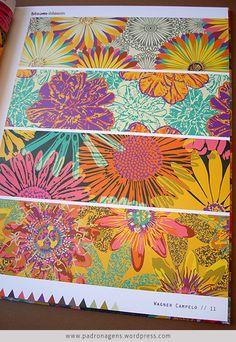 BLOOM-BLOOM | Texitura Printing Design Magazine 49 | Trend for S/S 2014 Pretty pretty @Matt Nickles Wagner Campelo
