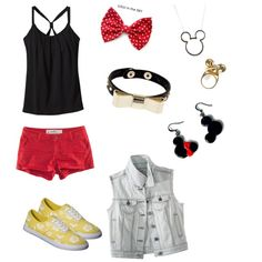 Disney Outfit by rachelle-olimpiada on Polyvore