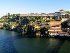 Porto River, Outdoor, Porto, Tiles, Outdoors, Outdoor Living, Garden, Rivers