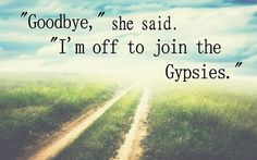 Gypsy Travels.