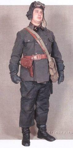 Uniformes del Ejército Rojo VIII-7