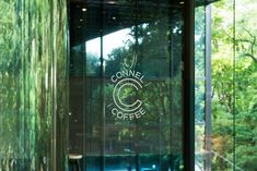 connel coffee: nendo's new coffee shop in a historic Tokyo building