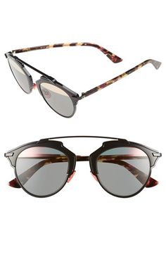 5fe8290b893 Dior  So Real  48mm Sunglasses