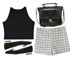 """""""Untitled #89"""" by mypka ❤ liked on Polyvore featuring Charlotte Olympia and Pieces"""