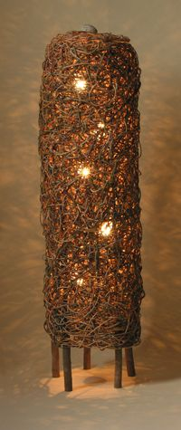 willow floor lamp