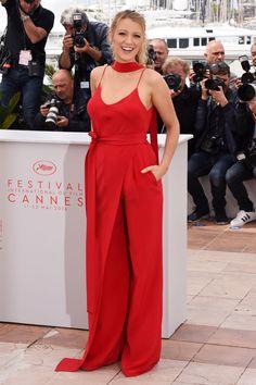 Blake Lively in Juan Carlos Obando | Cannes Film Festival 2016