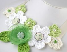 colar crochet
