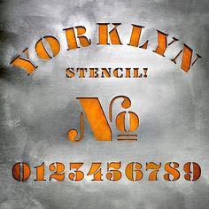 Yorklyn Stencil