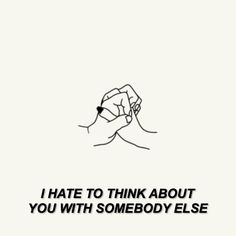 Somebody Else // The 1975 Pinterest : @malakhatem