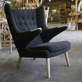 #wool #felt #armchair