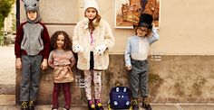 THE BRUNETTES: The New H&M ALL FOR CHILDREN Collection Supports UNICEF