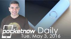 iPhone 7 design changes, HTC smartwatch & more - Pocketnow Daily