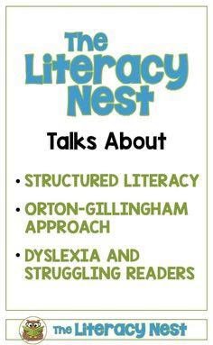 The Literacy Nest - Orton Gillingham and Dyslexia Tutors