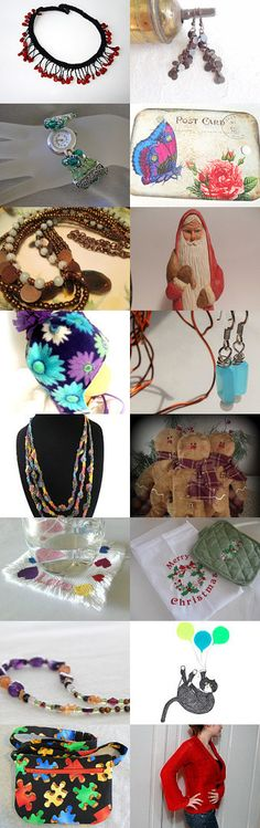 Something for Everyone by Nancy on Etsy--Pinned with TreasuryPin.com #octoberfinds