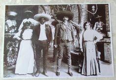 Emiliano Zapata & Pancho Villa