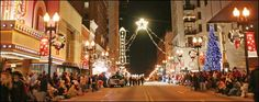 Gay St. Knoxville | Tennessee...Where my boys live | Pinterest