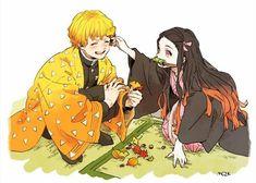 Couple Anime Manga, Manga Anime, Demon Slayer, Slayer Anime, Fairy Tail Funny, Dragon Tales, Mermaid Melody, Demon Hunter, Kawaii