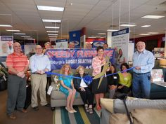 Welcome, Speedy Furniture of Robinson!