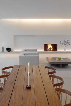 Palmgren House : John Pawson – Ode to Things Minimalist Interior, Minimalist Home, Modern Interior, Home Interior Design, Interior Architecture, Interior Decorating, Ancient Architecture, Sustainable Architecture, Landscape Architecture