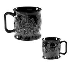He Who Must Not Be Named Mug
