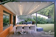 MEDITERRANEA - Gibus retractable roof/awning