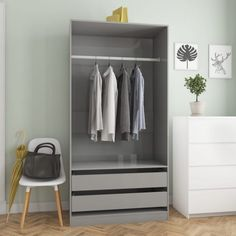 🛍LAY DOWN FOR LESS At #MATTRESSOFFERS - FOR YOUR BEAUTIFUL HOUSE🛍  Wardrobe High Gloss Grey 100x50x200 cm Chipboard  👉 𝐃𝐈𝐒𝐂𝐎𝐔𝐍𝐓 𝐂𝐎𝐃𝐄 : 𝐦𝐚𝐭𝐭𝐫𝐞𝐬𝐬  👉 Check out more about our payment process of 𝐀𝐟𝐭𝐞𝐫𝐩𝐚𝐲 , 𝐇𝐮𝐦𝐦 , 𝐙𝐢𝐩𝐩𝐚𝐲 , 𝐋𝐚𝐲𝐁𝐮𝐲 and 𝐋𝐚𝐭𝐢𝐭𝐮𝐝𝐞𝐩𝐚𝐲 𝐏𝐚𝐲𝐢𝐭𝐥𝐚𝐭𝐞𝐫 .  #storage #afterpaystore Corner Wardrobe, Open Wardrobe, Cupboard Wardrobe, Wardrobe Drawers, Wardrobe Storage, Wardrobe Closet, Cube Storage Unit, Cupboard Storage, Folding Wardrobe