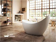 Уютная ванна с теплой водой – практически синоним релакса. Наслаждаться такими моментами призвана помочь новая ванна Katarina от итальянского бренда Devit. Эта отдельностоящая модель с элегантными формами придется по душе тем, для кого эстетика и комфорт значат довольно много. Ванна выполнена из высококачественного белоснежного акрила в размере   2015х800х1119 мм. В комплект входят ножки, сифон с системой слива/перелива. Гарантия на ванны производства Devit 5 лет!