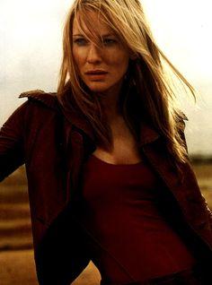 Cate Blanchett - an amazing actress