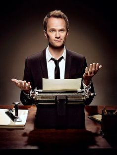 "Art Streiber photographs Neil Patrick Harris for his memoir, ""Choose Your Own Autobiography"""