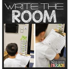 The First Grade Parade: Write On Wednesday Kindergarten Lessons, Kindergarten Writing, Teaching Writing, Teaching Ideas, Sight Word Activities, Writing Activities, Writing Ideas, First Grade Parade, Phonics Rules