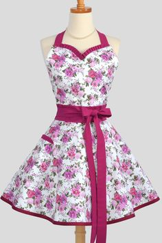 Sweetheart Retro Apron
